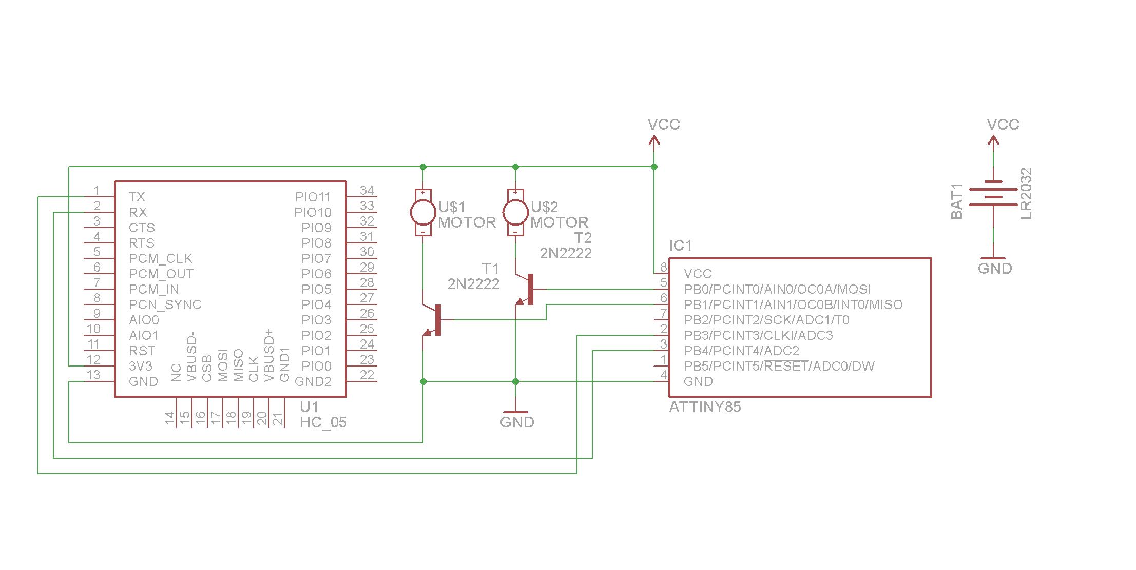 rambo bluetooth micro robot dev notes bluetooth robot schema bottom wiring